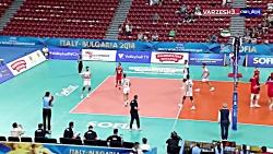 خلاصه والیبال ایران  - ک...