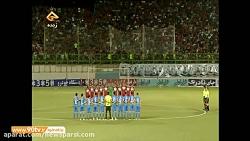 خلاصه بازی: نساجی مازندران 0-0 استقلال