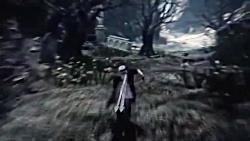 تریلر گیم پلی بازی Devil May Cry 5 با محوریت دانته - ۱