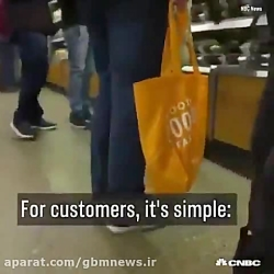 نسل جدید فروشگاههای CASHI...
