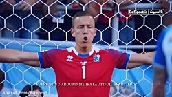 بهترین لحظات جام جهانی ...