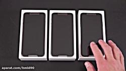 جعبه گشایی گوشی Apple iPhone Xs vs Xs Max