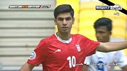 خلاصه بازی ایران 0-0 هند