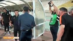 خلاصه و حواشی بازی استقلال خوزستان 1-0 ذوب آهن (نود 2 مهر)