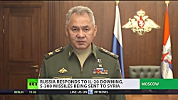 Russia responds to Il-20 downing: S-300 to...