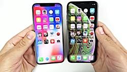 iPhone X vs iPhone XS _Speed Test