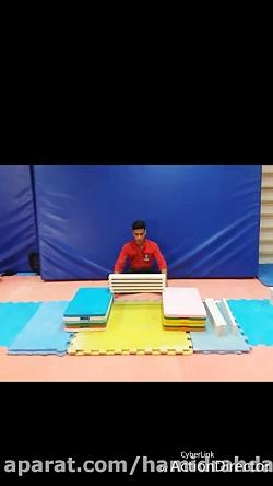 شکستن اجسام سخت (بونکن) آزمون خط 3 کونگ فوتوآ