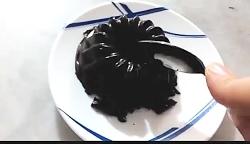 چیز کیک شکلاتی بدون ژلاتین
