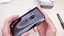 Sony Xperia XZ2 Premium Unboxing