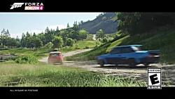 تریلر انتشار بازی Forza Horizon 4
