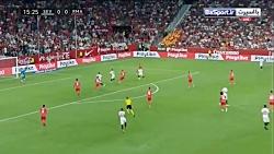 خلاصه بازی سویا 3-0 رئال ...