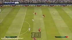 گیم پلی بازی رئال مادرید و پرسپولیس