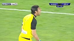 خلاصه بازی استقلال 0-0 پرسپولیس