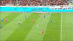 خلاصه بازی استقلال 0-0 پرسپولیس (لیگ برتر ایران - 1397 98)