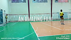سرویس والیبال