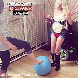درمان سی پی با ورزش 09122655648 فیزیوتراپی،کاردرمانی،گفتاردرمانی در منزل تهران