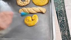 آموزش نان صبحانه محلی