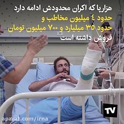 آمارهای سینمای ایران د...