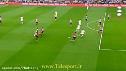 تساوی رئال مادرید و اتلتیکو مادرید در لالیگا اسپانیا