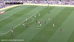 آنالیز بازی بارسلونا و ...