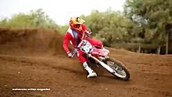 معرفی هوندا Motorcyclet Honda CR...