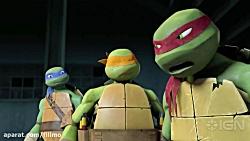 آنونس انیمیشن «لاک پشت های نینجا - خفاش»