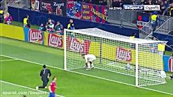 خلاصه بازی زسکا مسکو 1-0 رئال مادرید (HD)