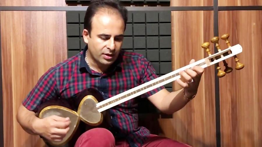 فیلم آموزش پرنده فرامرز پایور دستگاه شور سل نیما فریدونی تار