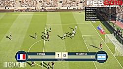 مقایسه گیم پلی و گرافیک دو بازی FIFA 19 و PES 2019