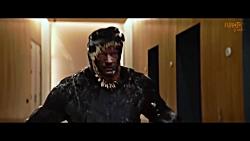 نماد عنکبوت سفید آخرین تریلر رسمی فیلم ونوم VENOM 2018