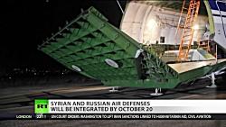 سوریه و روسیه برای ادغا...