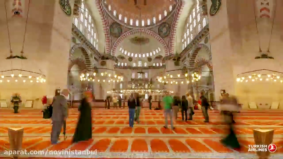 شهروندی ترکیه نوین - استانبول- دیدنی های شهر استانبول
