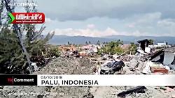 زندگی مردم اندونزی پس ا...