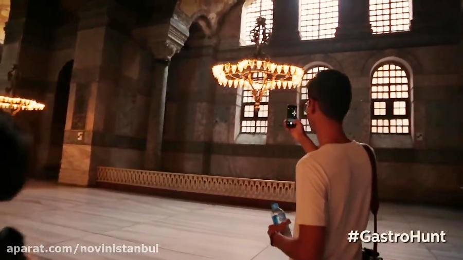 شهروندی ترکیه نوین استانبول- غذاهای ترکیه- روز پنجم- اورفا
