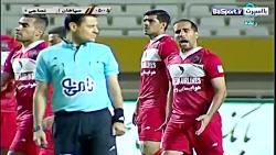 خلاصه بازی سپاهان 1-1 نس...