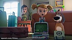 آنونس انیمیشن «ازی سگ نترس»
