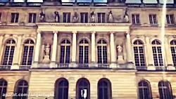 پاریس توریستی ترین شهر ...