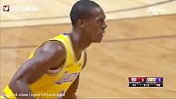 خلاصه لس آنجلس لیکرز – لس آنجلس کلیپرز پیش فصل لیگ NBA