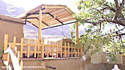 افتتاح خانه بوم گردي در روستاي شادکام بافق