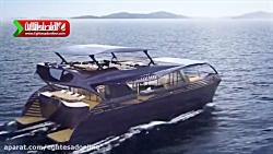 جدیدترین قایق تفریحی!