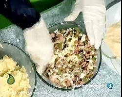 آشپزی: کراکت سیب زمینی