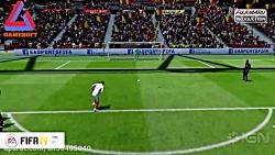 مقایسه پنالتی FIFA 19 , PES 2019
