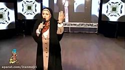 ایرانمجری  مستند اجرای معصومه بهرام زاده در بخش رقابتی بیست مجری