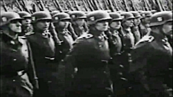 رژه جهنمی ارتش آلمان