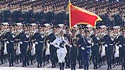 رژه عظیم ارتش چین