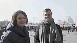 ویدیوی نایاب و دیده نشده از رژه ارتش کره شمالی