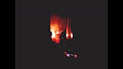 حادثه انفجار گاز در تای...
