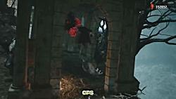 گیمپلی شخصیت دانته در بازی Devil May Cry 5