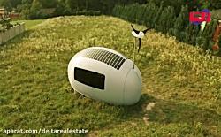 خانههای کپسولی، مناسب محیط زیست