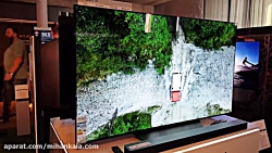 تلویزیون اسمارت ال جی سایز 65 اینچ 65B8V سری B8
